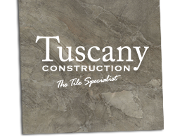 Tuscany Construction - Tile Specialists High res logo